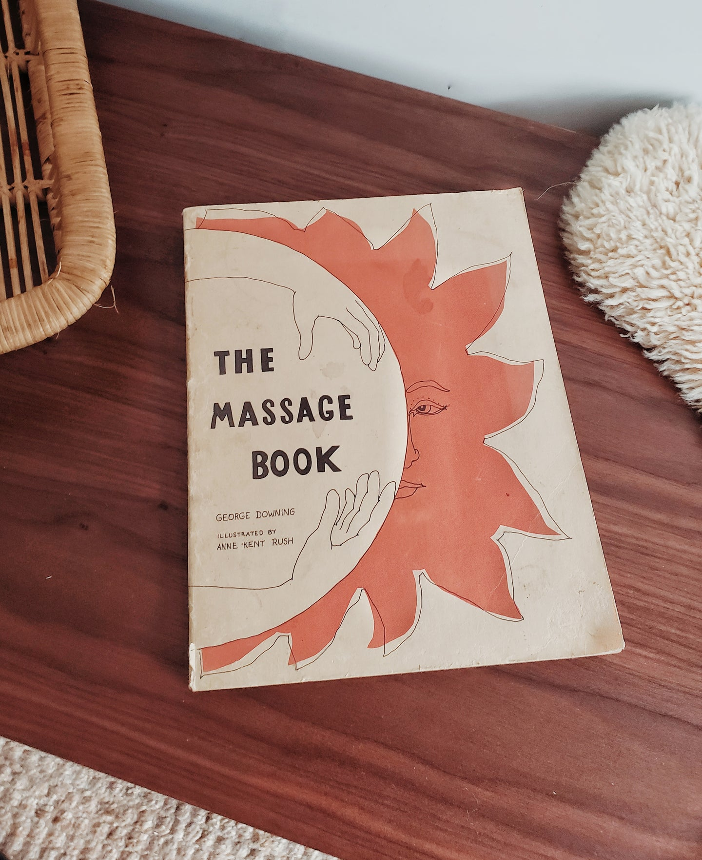 1970's 'The Massage Book'