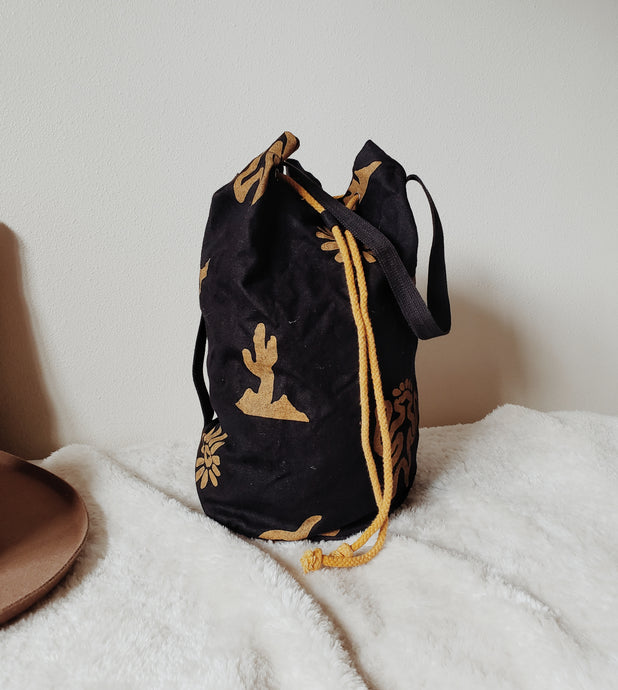 Large Southwest Vintage Backpack