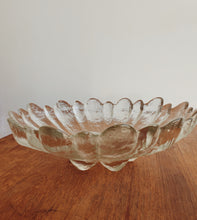 Load image into Gallery viewer, Vintage Abstract Glass Bowl
