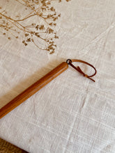 Load image into Gallery viewer, Vintage Wooden Handle Copper Spoon