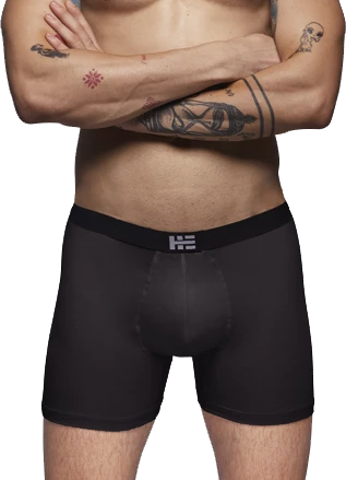shop black mens trunks online with micromodal air