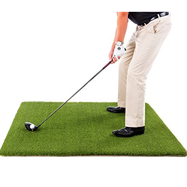super tee golf mat 4x5 ft