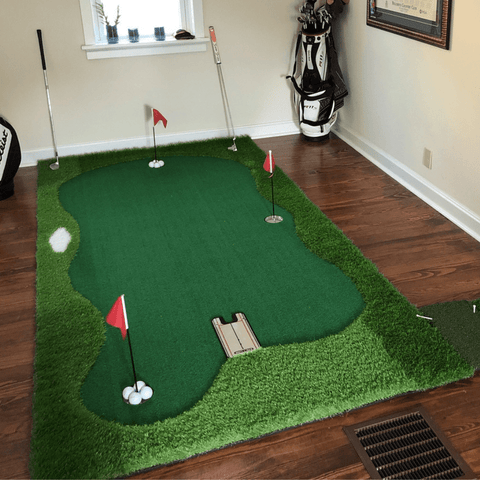 Golf Indoor Putting Green Pro 5 X10 Professional Home Putting Green The Golfer S Pick