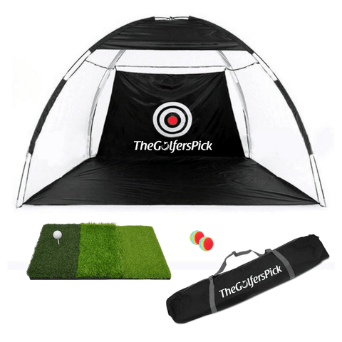 Golf Practice Driving Net for Indoors and Outdoors | The Golfer's Pick