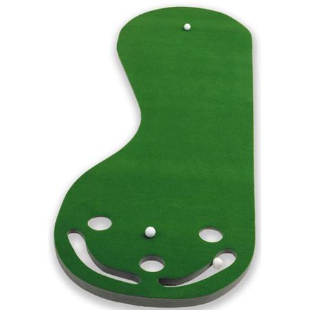 Par 3 Putting Green | Portable Home Putting Mat - TheGolfersPick