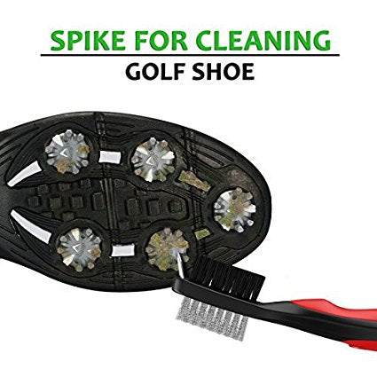 GOLF BRUSH AND GROOVE CLEANER - THE GOLFER'S PICK