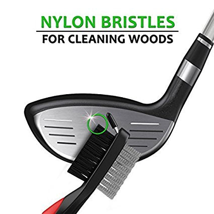 GOLF BRUSH AND GROOVE CLEANER - TheGolfersPick