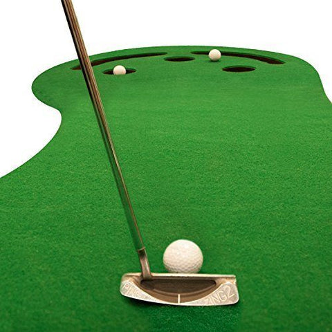 Par 3 Putting Green | Portable Home Putting Mat - THE GOLFER'S PICK