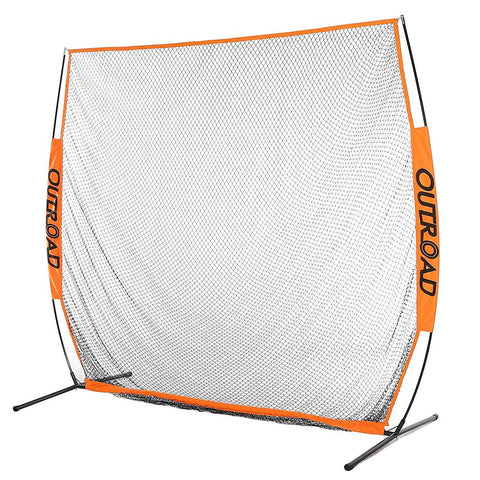 7x7 ft Golf Net for Outdoor/Indoor/Backyard - TheGolfersPick