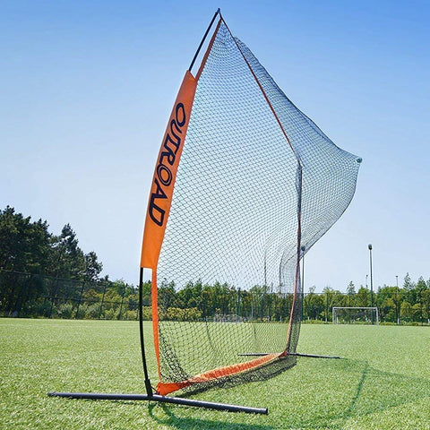 7x7 ft Golf Net and Mat Premium Bundle for Outdoor/Indoor/Backyard - TheGolfersPick