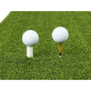 Image of Golf Practice Driving Net Automatic Ball Return System 3pc Bundle with 3x5 ft Premium Hitting Mat for Outdoor/Indoor/Backyard