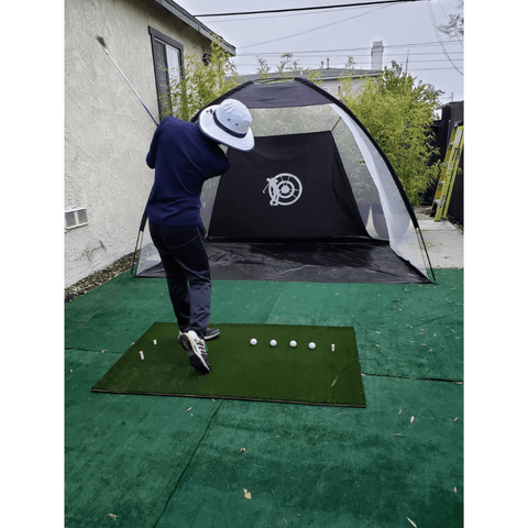 Golf Mat Pro | Portable Golf Hitting Practice Mat | The Golfer's Pick