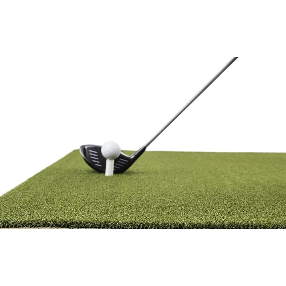 FairwayHero Champ Golf Mat 4'x5' | Portable Golf Hitting Practice Mat - TheGolfersPick