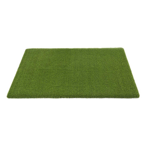 Golf Hitting Practice Mats 2in1 Premium Set | 3'x5' Golf Mat + 1.5'x2.5' Tri-Turf Mat