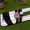 Image of Golf Putting Green Practice Set with Putting Alignment Mirror - THE GOLFER'S PICK