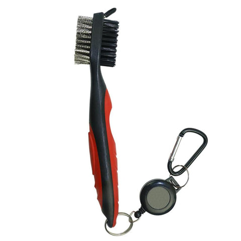 Image of GOLF BRUSH AND GROOVE CLEANER - THE GOLFER'S PICK