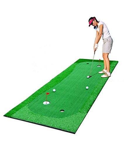 Golf Indoor Putting Green System Pro Package 2.5