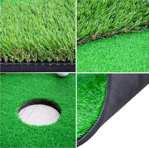 Golf Indoor Putting Green System Deluxe Package - THE GOLFER'S PICK