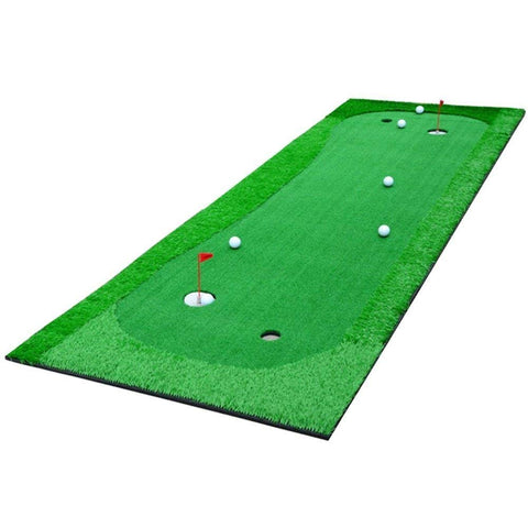 Golf Indoor Putting Green System Pro Package 2.5'x10'