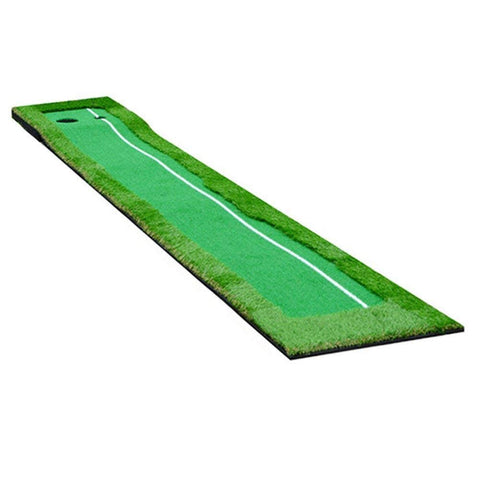 Golf Indoor Putting Green System Pro Package 1.6'x10'