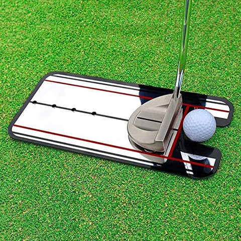Golf Putting Alignment Mirror | The Ultimate Putting Aid