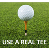 Image of TeeStrike Champ Golf Mat 4'x5'