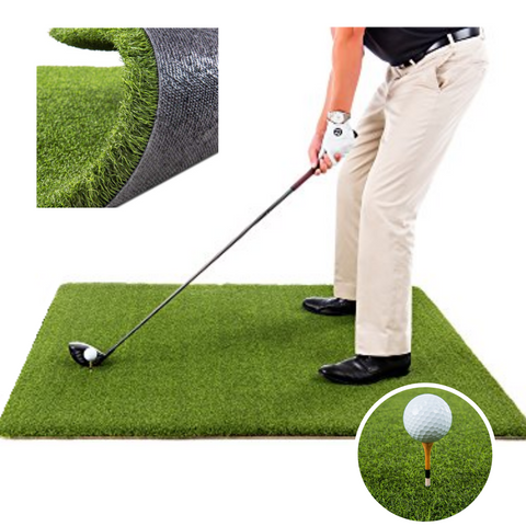 TeeStrike Champ Golf Mat 4'x5'