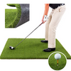Image of Real-Tee Golf Practice Mat Pro | The Golf Mat That Holds Any Size of Wooden Tee