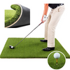Image of TeeLuxe Pro Luxury Golf Hitting Mat 3'x5' - TheGolfersPick