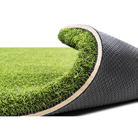 Image of TeeLuxe Champ Luxury Golf Hitting Mat 4'x5' - TheGolfersPick