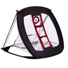 Image of Pop Up Golf Chipping Net 3pc Bundle with Tri-Turf Hitting Mat - TheGolfersPick