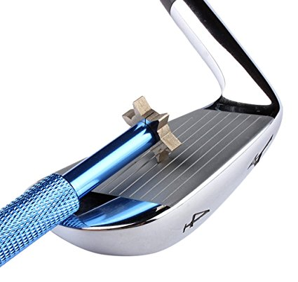 GOLF GROOVE SHARPENER - THE GOLFER'S PICK