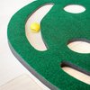 Image of Par 3 Putting Green | Portable Home Putting Mat - TheGolfersPick