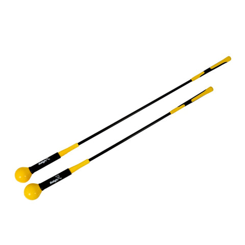 Gold Whip Golf Swing Trainer - TheGolfersPick