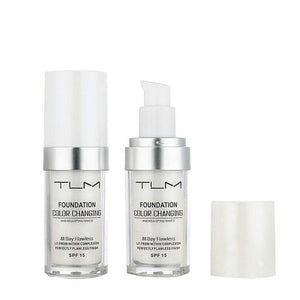 TLM™ Kleur Veranderende Foundation (SPF15 30ML) - WalletHolder