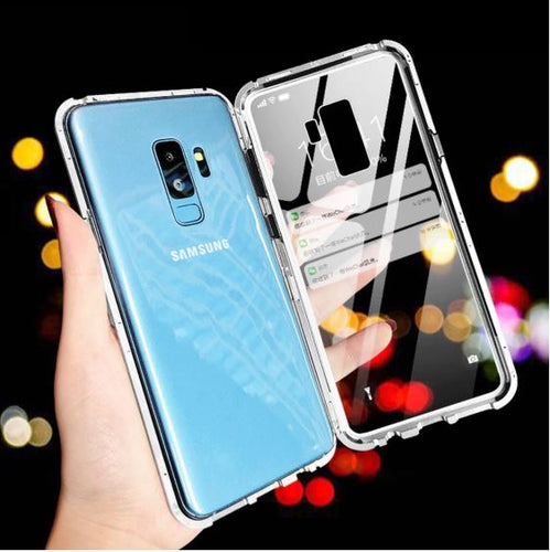 360° Protection Magnet Samsung Case - WalletHolder
