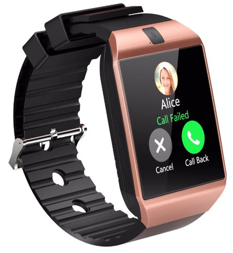Cawono Bluetooth Smart Watch Gold