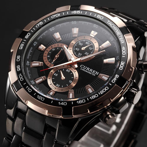 Luxury Designer Watch Curren
