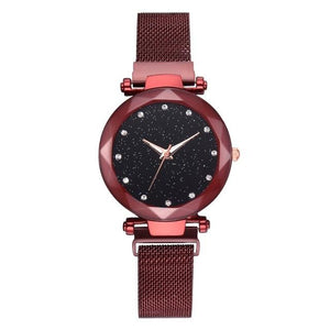 Premium Dames Sky Watch - WalletHolder
