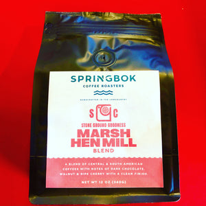Springbok Coffee Roasters Marsh Hen Mill Blend