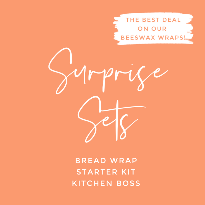 SURPRISE SETS | beeswax wraps