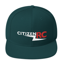 CitizenRC - Corporate Logo Snapback Hat (Multiple Colors)