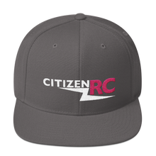 CitizenRC - Corporate Logo Pink Girl's Snapback Hat