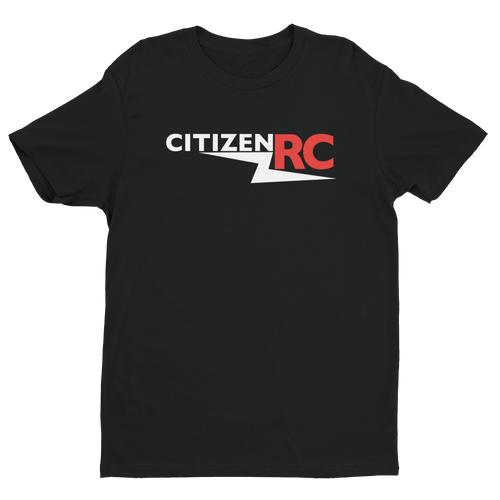 CitizenRC - Corporate Logo Short Sleeve Premium T-shirt (Multiple Colors)