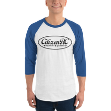 CitizenRC - Vintage Seal Raglan Shirt