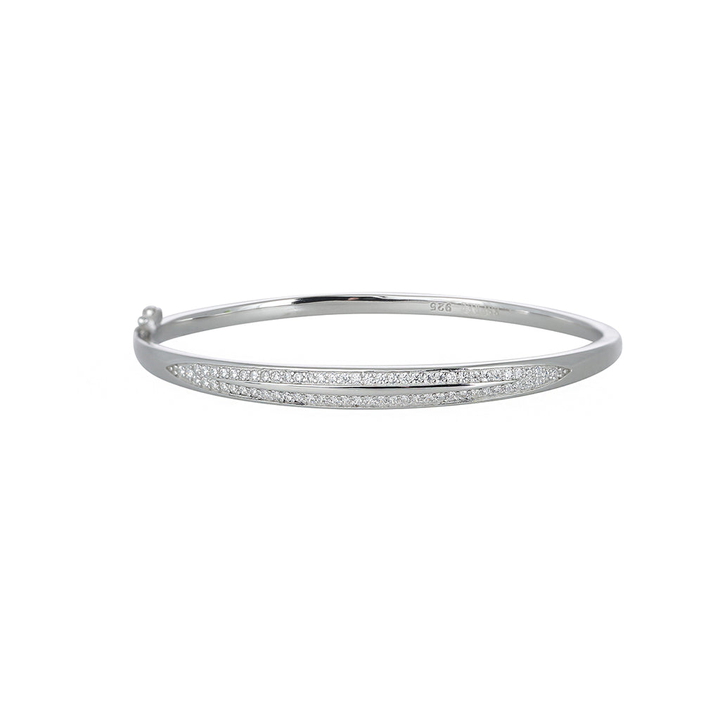 Multi Row Bangle