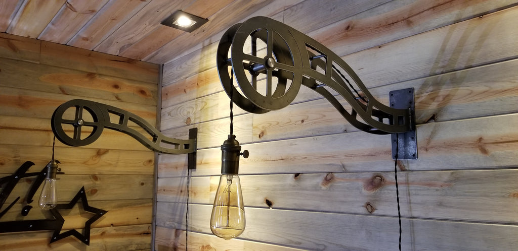 Industrial Pendant Light Plans - CAD Files