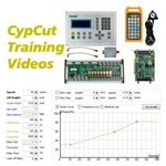 Cypcut Video Training Tutorial Series for CNC Fiber Laser Owners Operators - English