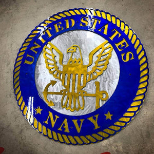 US Navy Emblem - DXF/SVG file
