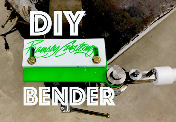 Metal Steel Rod Bender DIY Kit